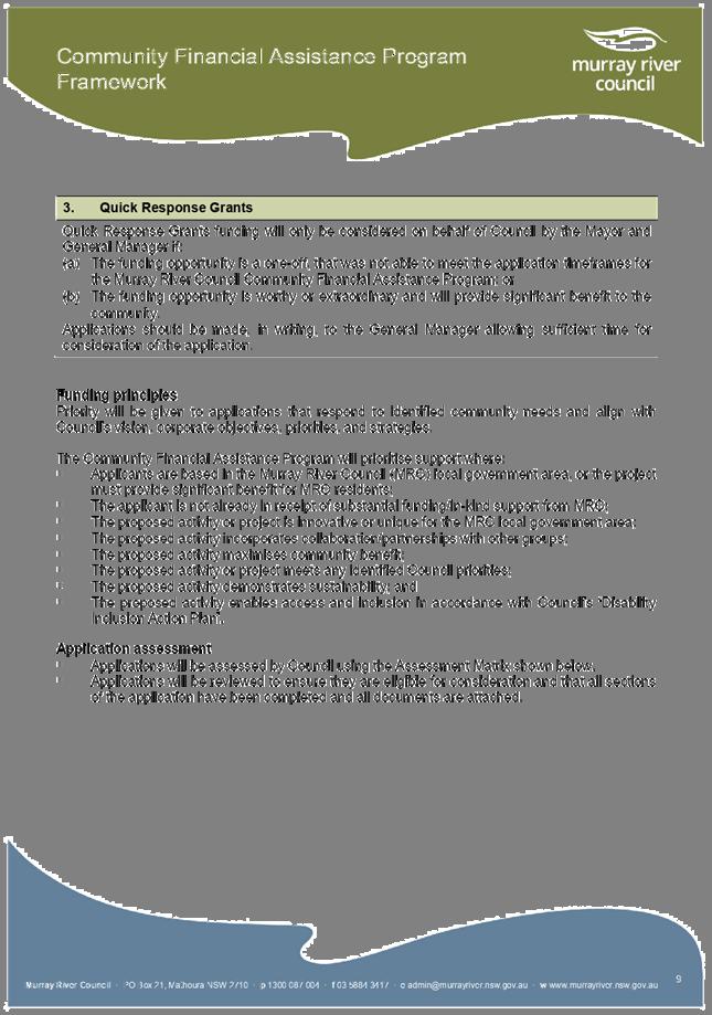 Agenda of Ordinary Council Meeting - 16 00 2019